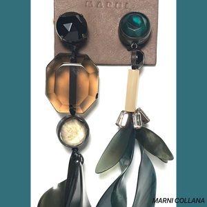 Marni Jewelry - SOLD! Marni Earrings Women's Fashion Jewelry